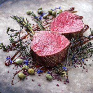 1 Wild Boar Loin Fillet Steak 225g