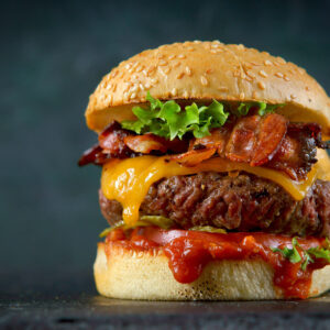 Buffalo Quarter Pounder 228g, 2 in a pack
