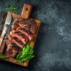 Buffalo Ribeye Steak 225g, 1 in a pack