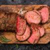 Buffalo Rump Roast 1kilo, 1 in a pack