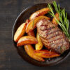 Camel Haunch Steaks 250g, 2 in a pack