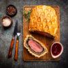 Elk Haunch Roast 1kilo, in a pack