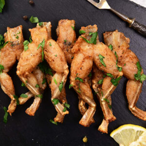 Frogs Legs1kg, 8-12 pairs in a pack