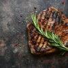 Goat Steak 250g, 2 in a pack
