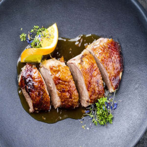 Goose Smoked Breast 260-300g, 1 in a pack