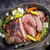 Mouflon Haunch Roast 1kg, in a pack