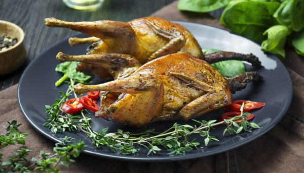 Partridge Oven Ready 200g each
