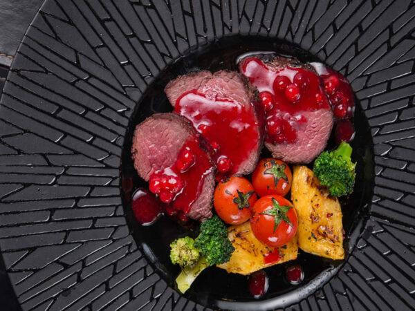 Reindeer Haunch Steaks 250g, 2 in a pack