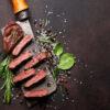 Zebra Haunch Steaks 250g, 2 in a pack