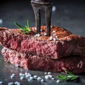 Belgian Blue Beef Rump Steaks