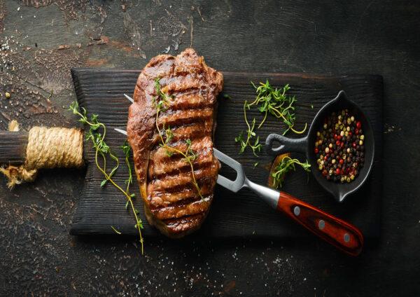 1 Beef Rump Steak 225g
