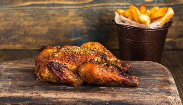 2 Poussin, Oven Ready 900g