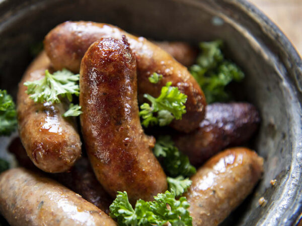 Pork Sausages 270g, 6 in a pack