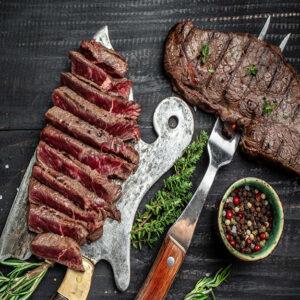 Wagyu Beef Rump Steaks 250g, 2 in a pack