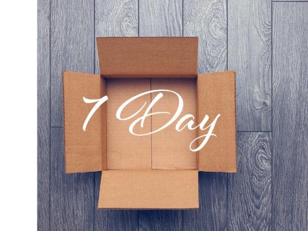 7 Day Hamper