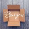 Burgers Hamper